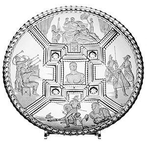 Caesar Plate