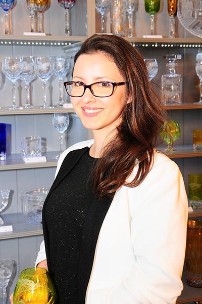 Adrienn - Sales manager