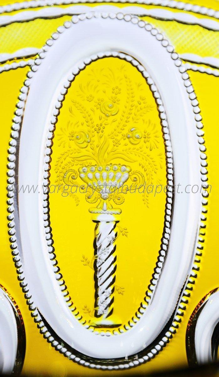 One of a kind Amber Athens Vase - $ 5714 / € 5000