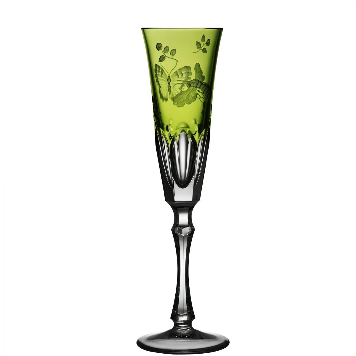 Springtime Yellow-Green Flute - $ 272 / € 238