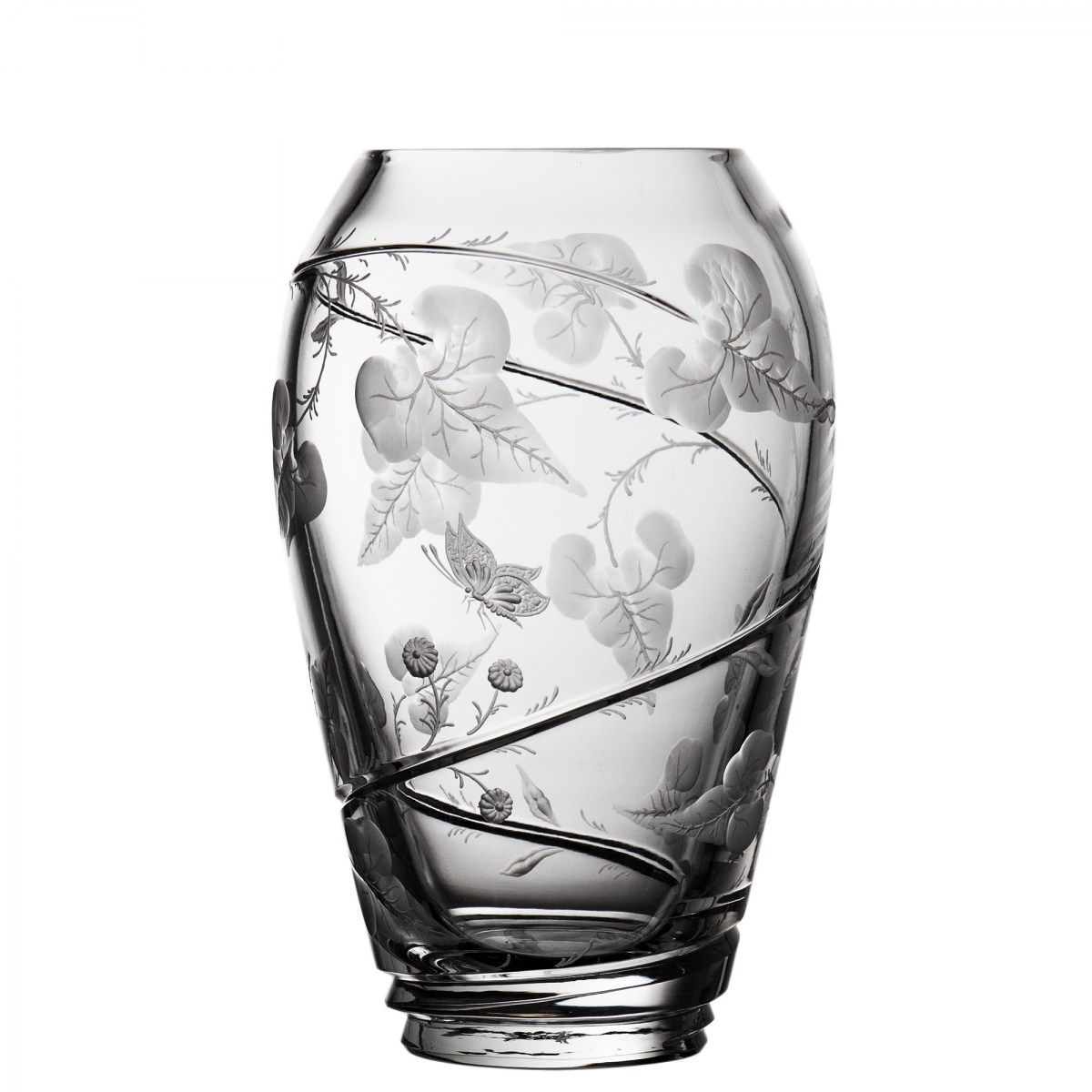 Rain Forest Clear Vase 8' - $ 283 / € 248