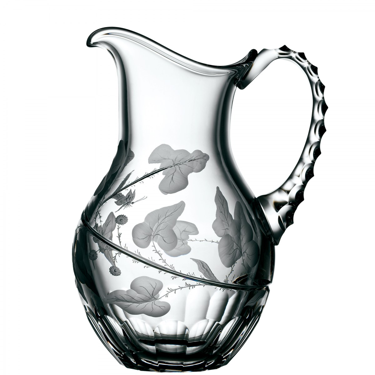 Rain Forest Clear Pitcher - $ 491 / € 430