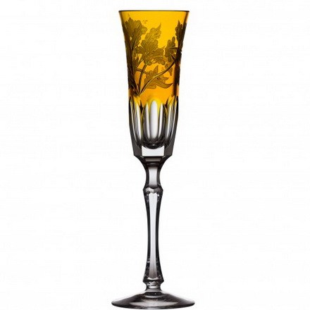Green Derby Amber Flute - $ 283 / € 248