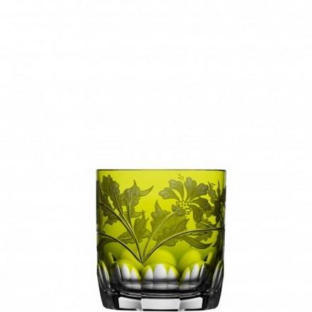 Green Derby Yellow-Green DOF - $ 283 / € 248